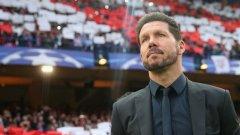 Симеоне продължава да надмогва трудностите в Атлетико и да държи отбора в челото. Способен ли е обаче да изпревари Барса с финален спринт?