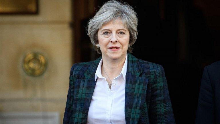 """От съда зависи дали правителството на Тереза Мей ще може да осъществи плановете си за """"твърд"""" Brexit."""