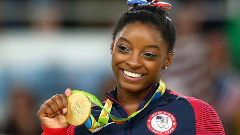 Световната антидопингова агенция (WADA)е прикрила положителния допинг-тест и на американската гимнастичка Симон Байлс, която спечели четири златни медала на олимпиадата в Рио