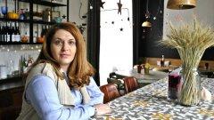 Деница Дойчева е главен готвач и основен двигател на ресторант Lavanda в София.