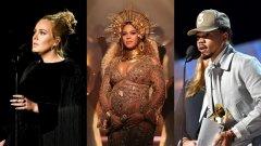 Вижте кой спечели годишните музикални награди