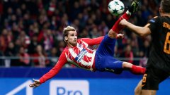 Преминаването на Гризман в Барселона се смята за сигурно, а вече излизат и подробности по договора му