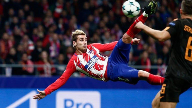 Антоан Гризман (Атлетико Мадрид) Френският национал продължи договора си с Атлетико до 2023-а, но по време на всеки трансферен прозорец е сред най-актуалните имена. Така ще е и през 2019-а.