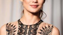 """Актрисата Олга Куриленко със сигурност е сред """"хубавите неща"""", които Украйна е дала на света."""