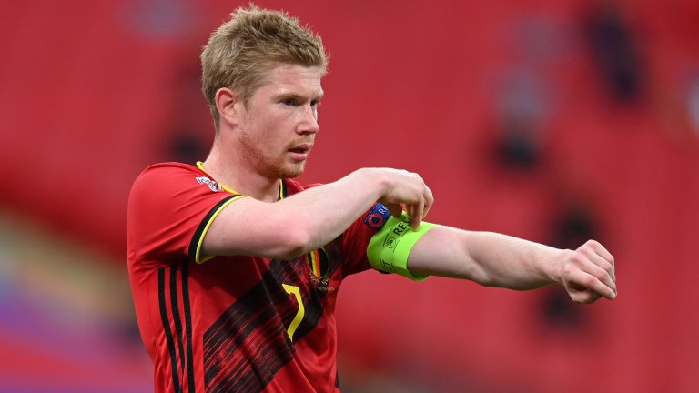 Притеснения за Пеп преди дербито с Арсенал: Де Бройне напусна лагера на Белгия