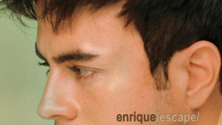 Енрике Иглесиас - две хубави очи...