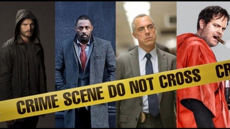 Петте нови, достатъчно добри криминални сериала, на които може да хвърлите един поглед