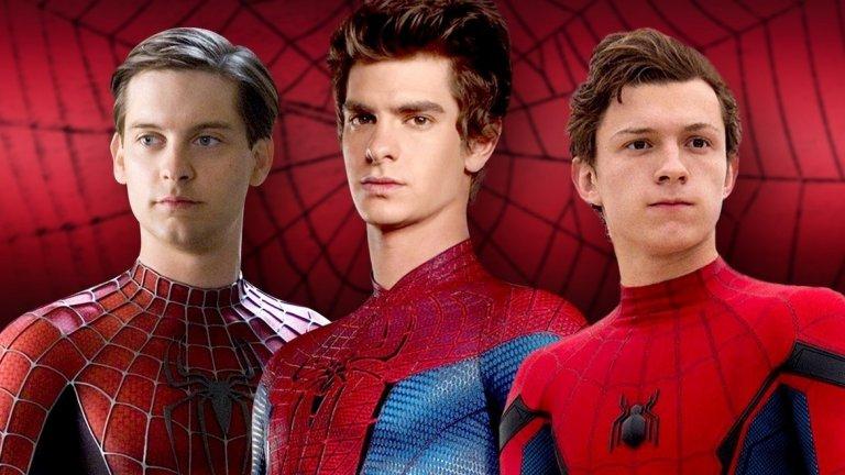 Трима различни Спайдермени за 15 години – това не е проблем за Холивуд днес.