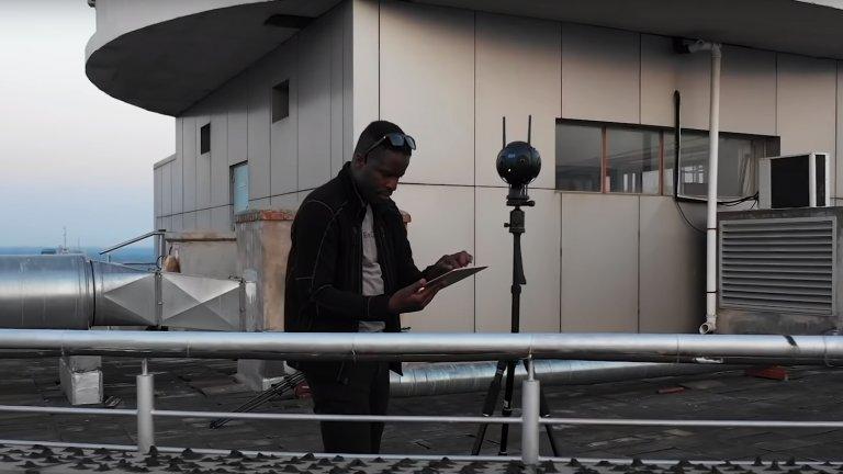 Фотографът, който сам картографира цяла държава за Google Street View