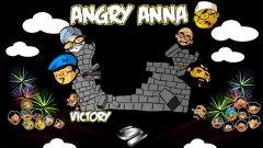 """Angry Birds"" има вече и политическа версия"