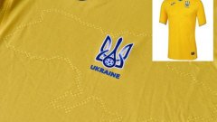 """УЕФА кара Украйна да премахне """"политически слоган"""" от фланелките си"""