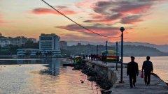 Курортът Уонсан-Калима е последната гордост на КНДР