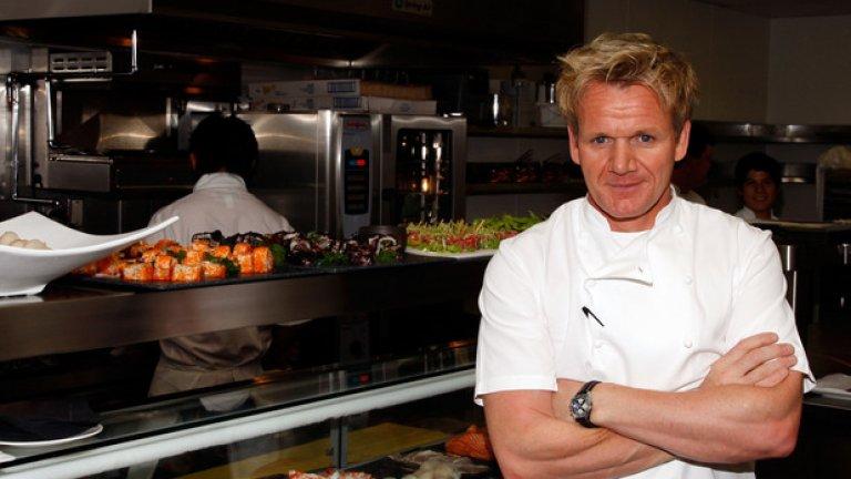 Твърди се, че Гордън Рамзи е играл няколко мача за Рейнджърс. След като това не му се получава, се отдава на готварската професия.