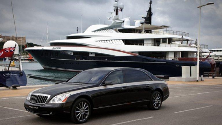 Лимузините се превърнаха в символ на лукс и удобство, но купувачите им се оказаха малко