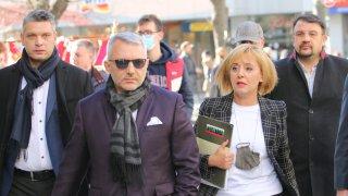 Постигната е принципна договорка с партията на Слави Трифонов за общо наблюдение на вота