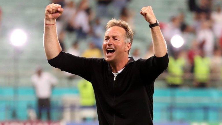 Треньорът на Дания: Съмнявах се какво можем да направим след станалото с Ериксен