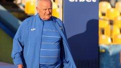 Отборът на Люпко Петрович записа втори пореден разгромен успех след 4:0 срещу Славия миналата седмица
