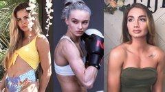 Най-сексапилните руски боксьорки - подбрани лично от една от тях