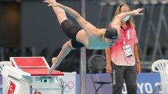 Миладинов е на полуфинал, Антъни Иванов отпадна на 100 м бътерфлай