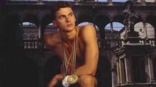 Александър Попов е една от иконите на световното плуване.