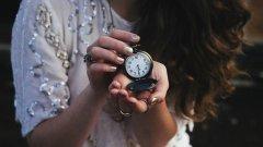 Хората са истински машини за отчитане на времето