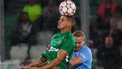 Лудогорец победи в реванша, но отпадна от Шампионската лига
