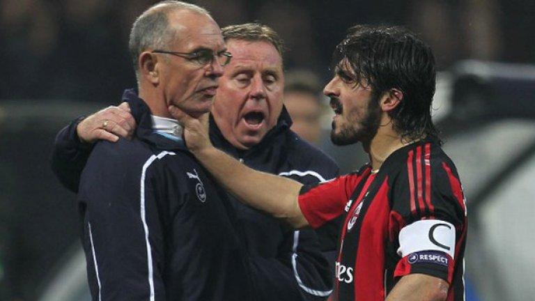 13. Дженаро Гатузо (1999-2012, 11 гола в 468 мача)