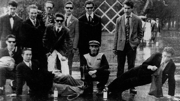 """Група """"стиляги"""", 50-те години"""