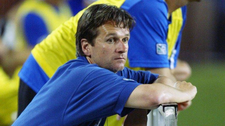 Вече от 20 години Ялъп е треньор и обиколи доста отбори в Щатите, но няма как да забрави годините в Ипсуич, където премина почти цялата му състезателна кариера