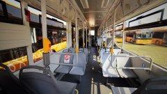 Автобусът ще се движи 6 месеца
