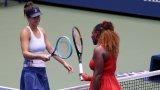 Цветана Пиронкова си върна задочно на Серина Уилямс за загубата на четвъртфиналите на US Open
