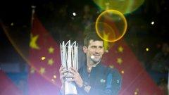 Титлата е 72-ра за Джокович в кариерата и 4-та за сезона. Той вече има общо 32 триумфа на състезания от категория ATP 1000 и е само на един от това да изравни Рафаел Надал, който е с 33.