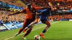 Настървеният Челси не остави шансове на Дидие Дрогба и Галатасарай