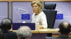 Европарламентът: ЕК няма да бъде одобрена, ако Желева е в нея