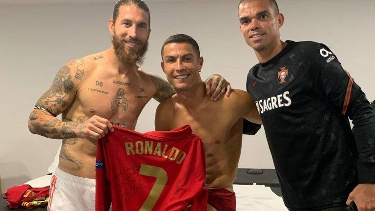 Водещ испански журналист: Роналдо настоява Ювентус да вземе Рамос