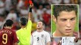 След намигването Роналдо искал да напусне Юнайтед, защото не получил подкрепа.