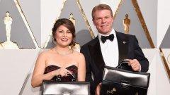 """В неделя целият свят ще гледа """"Оскарите"""". Двама души обаче вече знаят кой ще спечели."""