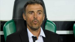 Луис Енрике пое отговорността за краха в Париж, но не губи надежда за велик обрат в реванша след 0:4