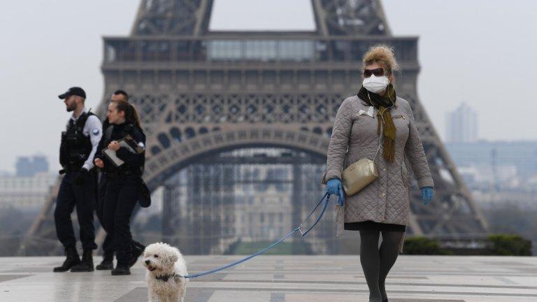 Няколко страни в Европа затварят временно барове и ресторанти, за да ограничат пандемията