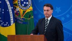 В опит да не всява паника у населението, бразилското правителство спря ежедневните публикации на статистиката за коронавируса