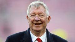 Сър Алекс Фъргюсън води Манчестър Юнайтед между 1986 и 2013 година и спечели общо 38 трофея
