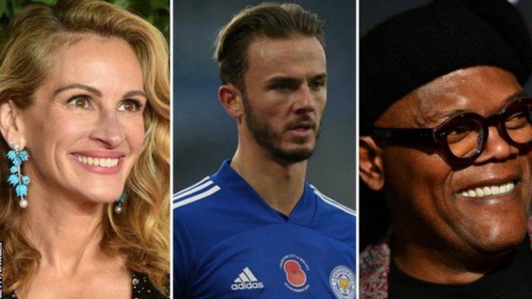 """Джулия Робъртс и Джеймс Мадисън са """"съотборници"""": Защо Холивуд толкова си пада по футболните агенции"""