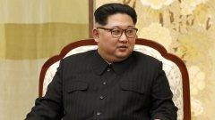 Администрацията на Джо Байдън казва, че търси начин да предотврати изостряне на отношенията, но отговор от севернокорейския лидер Ким Чен Ун (на снимката) и хората около него няма.