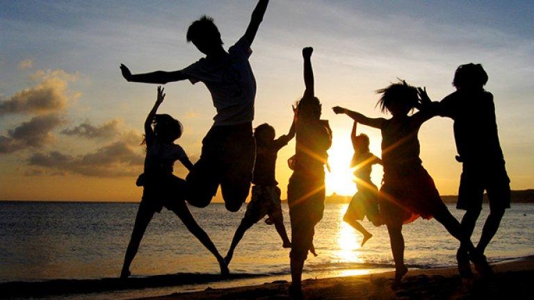 Щастието е бъде личен избор особено ако предприемате правилните действия