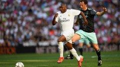 Дори и най-верните фенове на Реал едва ли помнят Едуин Конго.