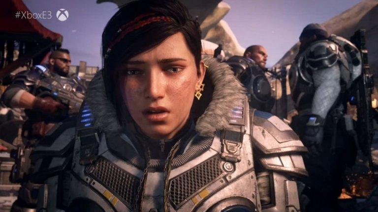 Предстоящата Gears of War - Gears 5, би трябвало да може да се играе на Scarlett