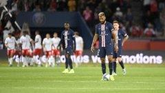 Парижани имаха 20 победи и две равенства на своя стадион, що се отнася до мачовете от френския елит преди поражението от Реймс.