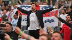 "Пускат 60 000 фенове на ""Уембли"" за полуфиналите и финала на Евро 2020"