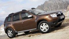 От септември Dacia Duster се продава и в LPG версия