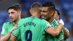 Асистенция с пета и победа в Барселона приближиха Реал към титлата
